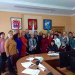 Первое заседание ЖенСовета Калининграда в 2019 году