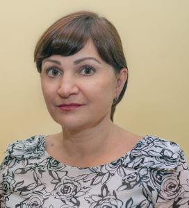 Стрикина Татьяна Николаевна